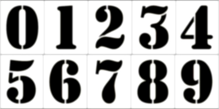 Numbers Backward Test